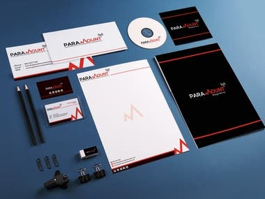 Stationary / Corporate Identity