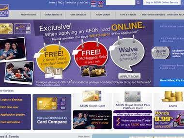 AEON Website.