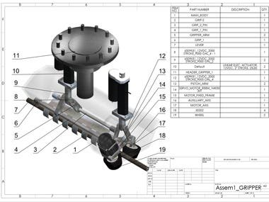 SolidWorks Design / Drawing