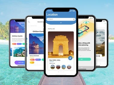 Travelling Affiliation Mobile App