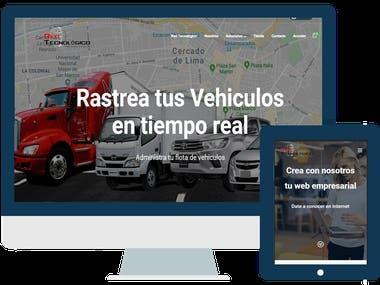 Sitio Web - Red Tecnologico
