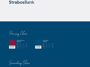Strabos Bank | Logo Design