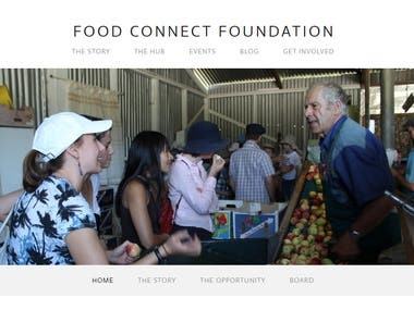 Food Connect Foundation - www.foodconnectfoundation.org.au