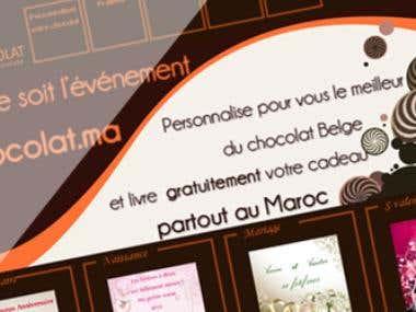 site chocolat