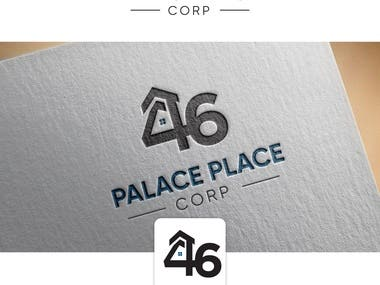 46 Palace Logo, Letterhead & Email Signature