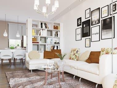 single house complete design