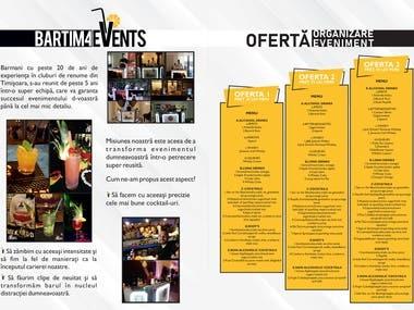 Bar Leaflet