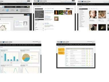 picstotake ( Zend Framework )
