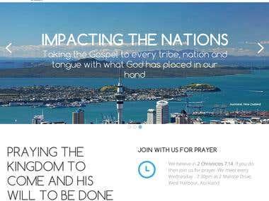 FaithPointe Website