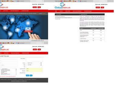 Globalprplus ( CI Framework )