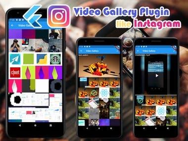 Instagram Clone - Flutter Story Editor Package