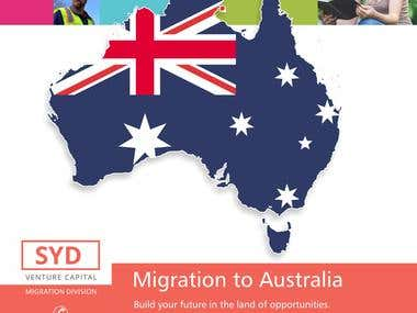Syd Venture Poster Advert