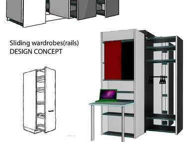 Container Home- design