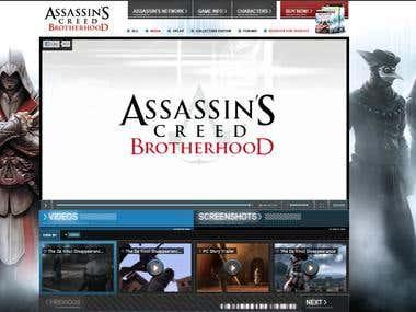 Ubisoft: Assasins Creed Brotherhood