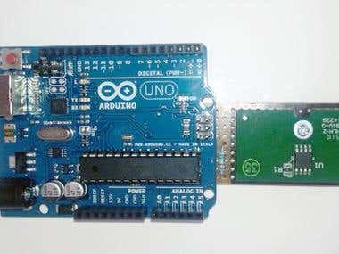 1-Wire EEPROM Programming Utility on Arduino