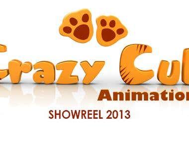 Crazy Cub Animations - Showreel