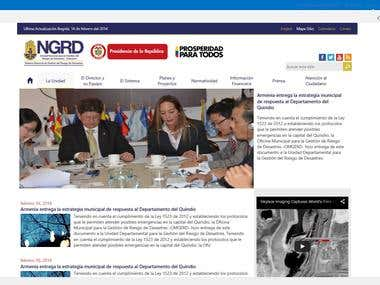 DGPAD - Colombia - Second Project
