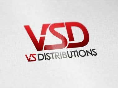 Design a Logo for VS Distributions