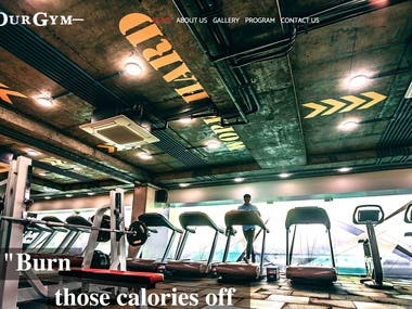 www.ourgym.in