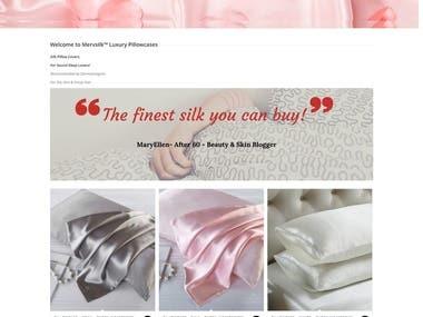 Mervsilk™ Luxury Pillowcases