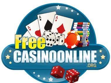 online casino logo