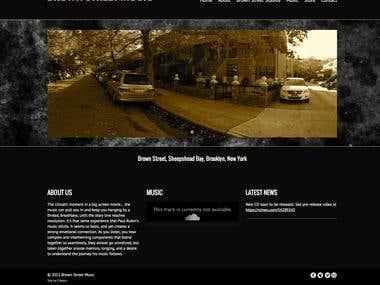 Brown Street Music