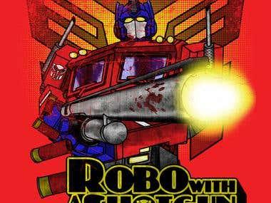 Robo with a Shotgun