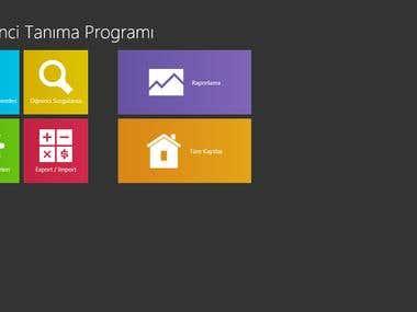Öğrenci Takip Programı
