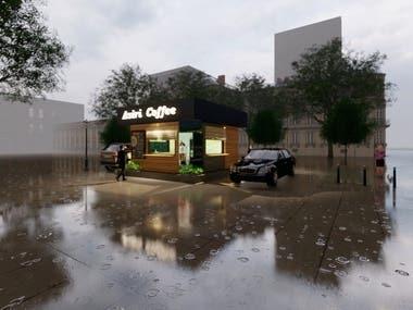 Coffee Drive-thru