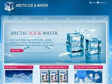 Arctic Ice & Water