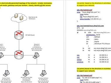 Assignments on Networking & System