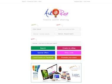 Ask Roz Web Application Design and Development