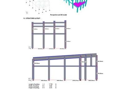 Reinforcement Concrete Calculation
