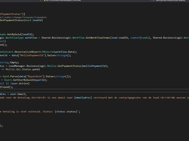 C# api and scrapping