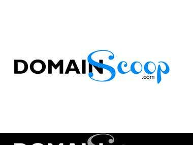 Domain Scoop Logo Entry