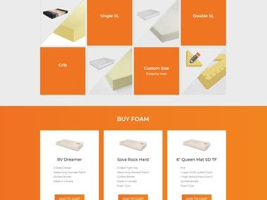 Make My foam