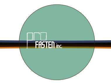 Logo for Pro-Fasten inc.