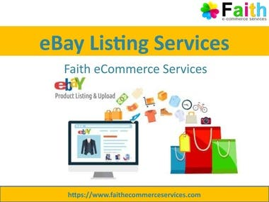 Ebay Product Trend Product Research and Listing