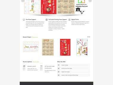 GraphicsDream.com Website