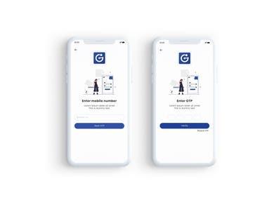 Geodan AR Mobile App