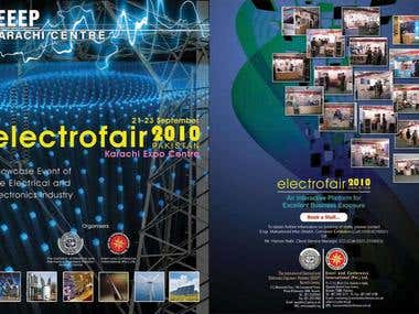 Electrofair Exhibition Campaign