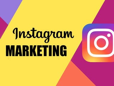 Instagram Manager and Instagram Marketing