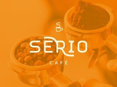 Serio Cafe | Brand ID