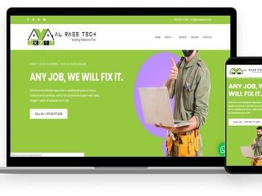 Al - Raee Technical Services