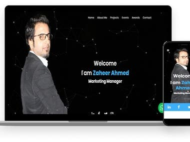 Zaheer Ahmed