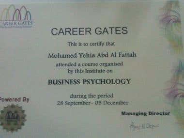 Psychological Business