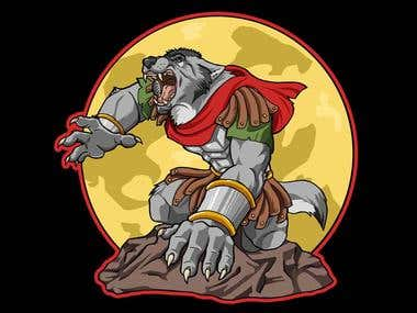 Praetorian Werewolf