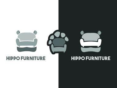 Hippo Furniture Logo