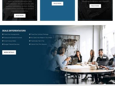 WP Business Website