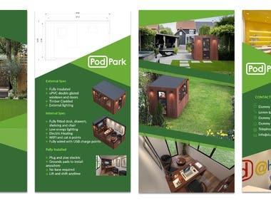 Home Pod Brochure